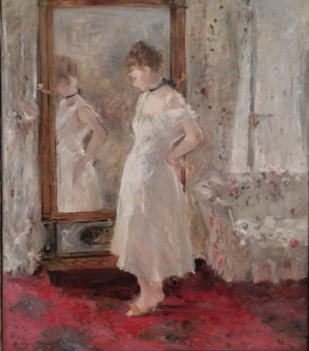 Berthe Morisot - The Psyche Mirror - 1876 - Musseum Thyssen-Bornemisza.jpg