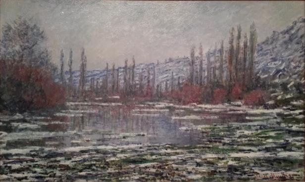 Claude Monet - The Thaw at Vétheuil - 1880 - Museo Thyssen-Bornemisza.jpg