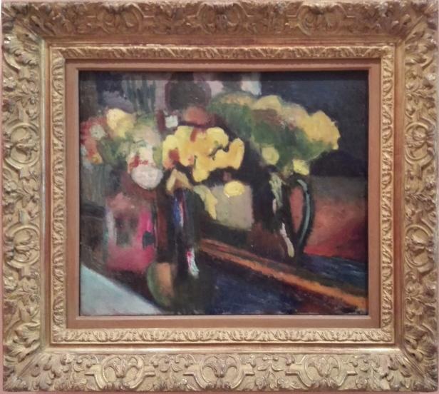 Henri Matisse - Las flores amarillas - 1902.jpg