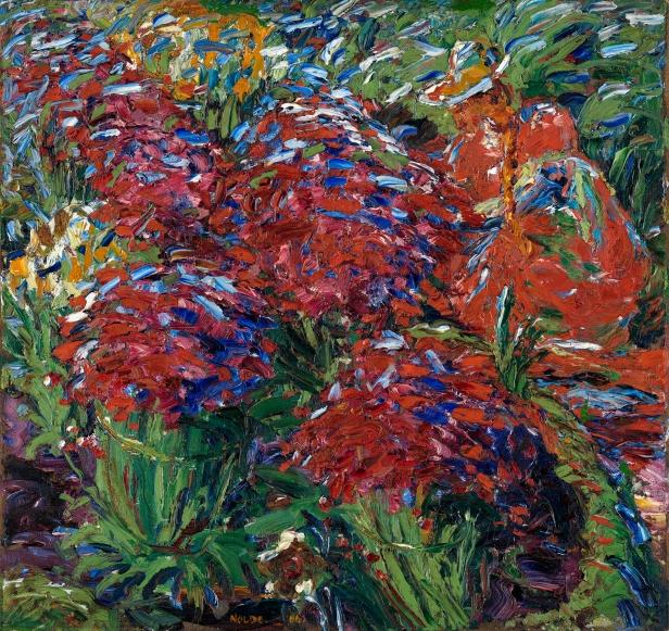 Red Flowers - Emil Nolde - 1906.jpg