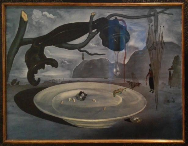 Salvador Dali - El enigma de Hitler - 1939