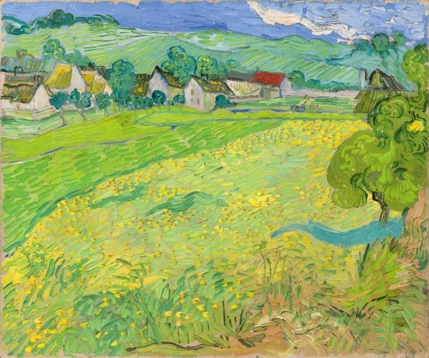 Vicent van Gogh - Les Vessenots in Auvers - Museo Thyssen-Bornemisza.jpg